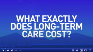 video on how much long-term care costs